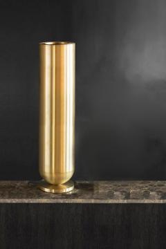 Jan Garncarek Cofete Brass Vase Jan Garncarek - 856366