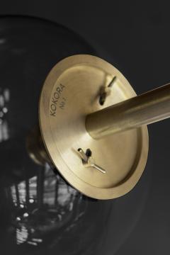Jan Garncarek Hasta Brass Hanging Lamp Jan Garncarek - 856428