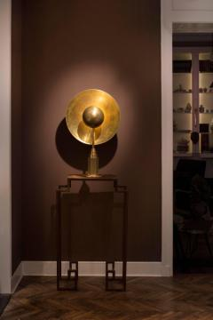 Jan Garncarek Metropolis Noir Brass Limited Edition Table Lamp by Jan Garncarek - 1424052