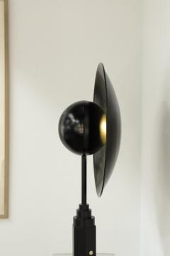 Jan Garncarek Metropolis Noir Brass Limited Edition Table Lamp by Jan Garncarek - 1424059