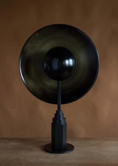 Jan Garncarek Metropolis Noir Brass Limited Edition Table Lamp by Jan Garncarek - 1474664
