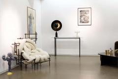 Jan Garncarek Metropolis Noir Brass Limited Edition Table Lamp by Jan Garncarek - 1474667