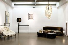 Jan Garncarek Metropolis Noir Brass Limited Edition Table Lamp by Jan Garncarek - 1474671