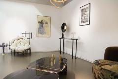 Jan Garncarek Metropolis Noir Brass Limited Edition Table Lamp by Jan Garncarek - 1474672