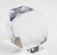 Jan Johansson Jan Johansson For Orrefords Modernist Glass Sculpture - 1057754