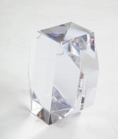 Jan Johansson Jan Johansson For Orrefords Modernist Glass Sculpture - 1057756