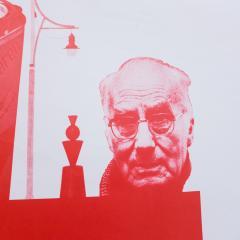 Jan Kuipers Piet Zwart Exhibition Poster - 741546