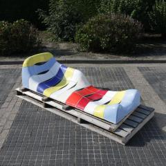 Jan Snoeck Jan Snoeck Ceramics Daybed or Sculpture from the MS Volendam Netherlands - 967437
