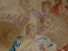Jan Van Orley and Aurel Augustin Coppens 18th Century antique tapestry after de Jan Van Orley and Aurel Augustin Coppens - 963594