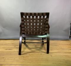 Jan Vanek Jan Van k Bentwood Beech Lounge Chair 1930s Czech - 1805968