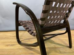 Jan Vanek Jan Van k Bentwood Beech Lounge Chair 1930s Czech - 1805969