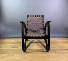 Jan Vanek Jan Van k Bentwood Beech Lounge Chair 1930s Czech - 1805976