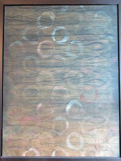 Jane Park Wells 4 Seasons Series Dye Acrylic and Oil on Variations of Wood Jane Park Wells - 625584