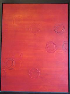 Jane Park Wells 4 Seasons Series Dye Acrylic and Oil on Variations of Wood Jane Park Wells - 625615