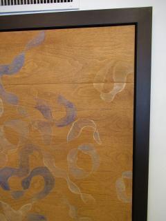 Jane Park Wells 4 Seasons Series Dye Acrylic and Oil on Variations of Wood Jane Park Wells - 626439