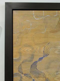 Jane Park Wells 4 Seasons Series Dye Acrylic and Oil on Variations of Wood Jane Park Wells - 626613