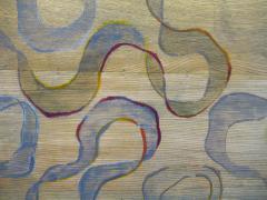 Jane Park Wells 4 Seasons Series Dye Acrylic and Oil on Variations of Wood Jane Park Wells - 626615