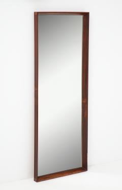 Jansen Spejle Rosewood Mirror - 1110236