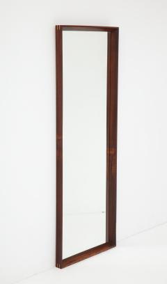 Jansen Spejle Rosewood Mirror - 1110237