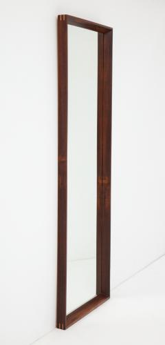 Jansen Spejle Rosewood Mirror - 1110238