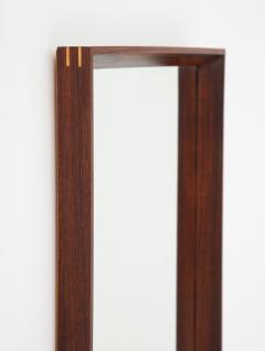 Jansen Spejle Rosewood Mirror - 1110240
