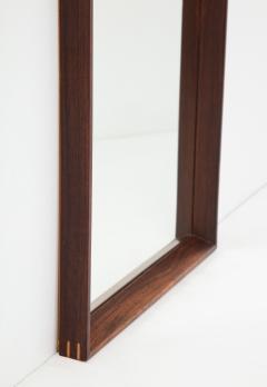 Jansen Spejle Rosewood Mirror - 1110241