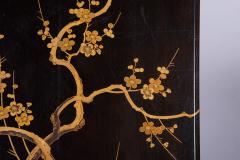Japanese 19th Century Lacquer Letter Box With Gold Makie - 1511623