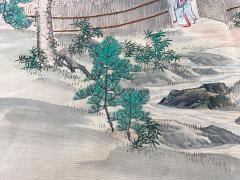 Japanese Antique Fukusa Textile Art Meiji Period - 1264801
