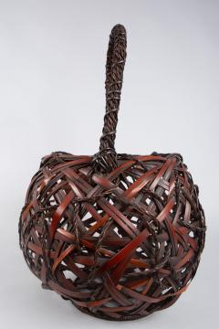 Japanese Antique Ikebana Flower Arranging Basket  - 1981507
