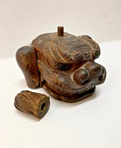 Japanese Edo Period Lion Mask - 1772014