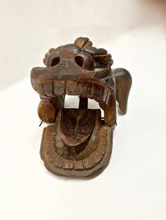 Japanese Edo Period Lion Mask - 1772017