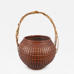 Japanese Ikebana Flower Arranging Basket  - 1400243