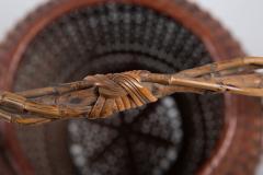 Japanese Ikebana Flower Arranging Basket by Teijo Sai - 1762400