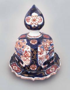 Japanese Imari Vase and Lid - 877706