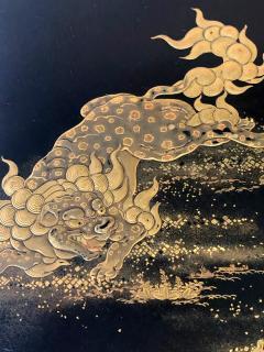 Japanese Lacquer Box with Fine Maki e Decoration Meiji Period - 1616821