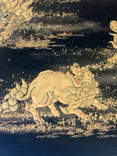 Japanese Lacquer Box with Fine Maki e Decoration Meiji Period - 1616829