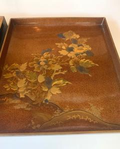 Japanese Lacquer Box with Fine Maki e Decoration Meiji Period - 1616831