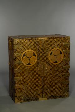 Japanese Lacquer Cabinet - 1964307