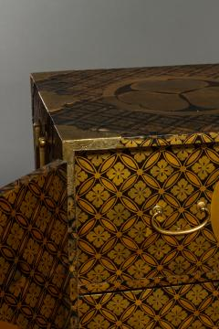 Japanese Lacquer Cabinet - 1964308