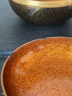 Japanese Lacquer Incense Kogo Box with Fine Maki e Design Meiji Period - 1808994