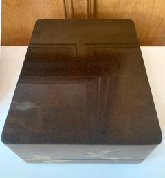 Japanese Lacquer Ryoshibako Document Box Meiji Period - 1585665