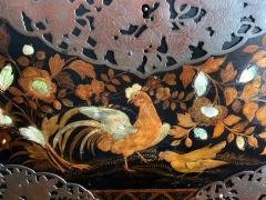 Japanese Namban Lacquer and Inlay Coffer Momoyama Period - 1188396
