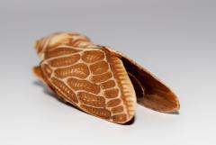 Japanese Netsuke of Cicada Signed - 315712