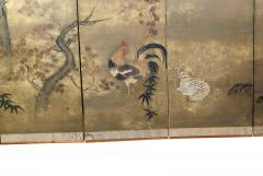 Japanese Screen Edo Period Circa 18th Century - 1719768