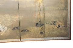 Japanese Screen Edo Period Circa 18th Century - 1719769