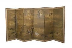 Japanese Screen Edo Period Circa 18th Century - 1719771