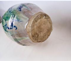 Japanese Shigaraki Water Storage Jar Meiji period - 1892460