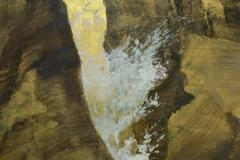 Japanese Six Panel Screen Craggy Coastal Landscape - 735154