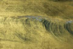 Japanese Six Panel Screen Craggy Coastal Landscape - 735156