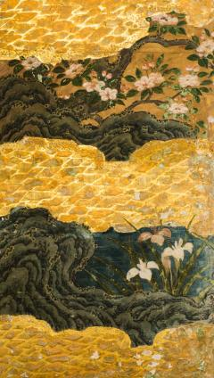 Japanese Six Panel Screen Spring into Summer - 1950329
